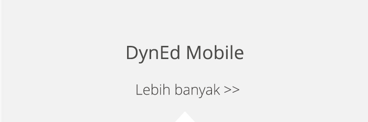 dyned Indonesia homepage
